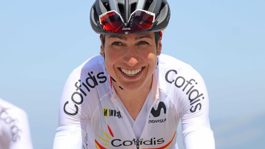 Mavi García finaliza quinta en el Giro