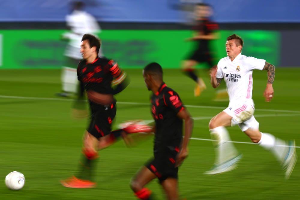 LaLiga Santander: Real Madrid - Real Sociedad