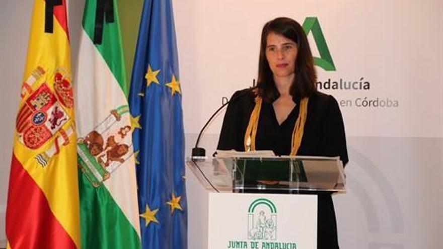 La delegada de Agricultura de la Junta, Araceli Cabello, pasa a la dirección de Medio Rural