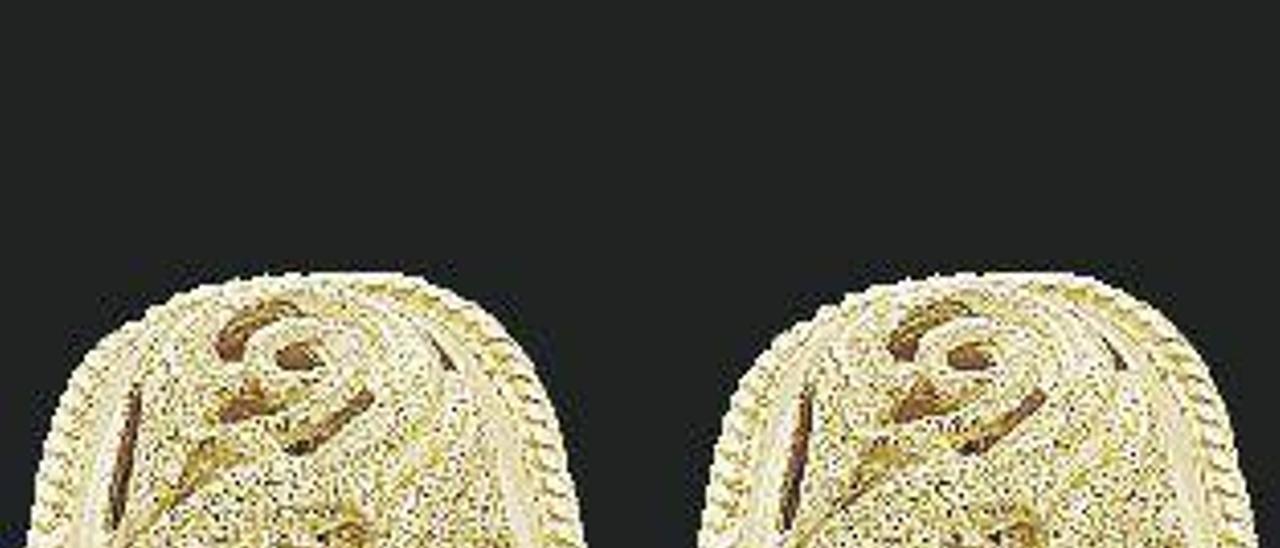 El oro, mejor amarillo