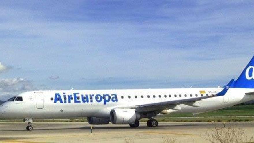 Air Europa oferta vuelos a la Península desde 25 euros por trayecto