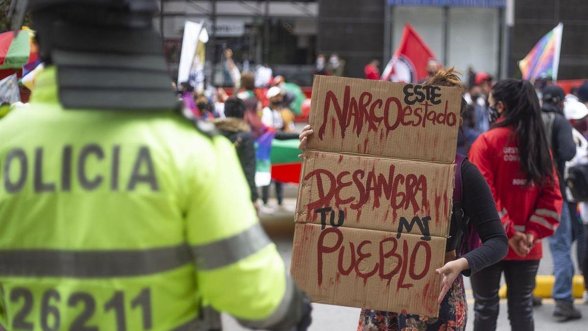 Duque anuncia el arresto de un disidente de las FARC como autor de una masacre