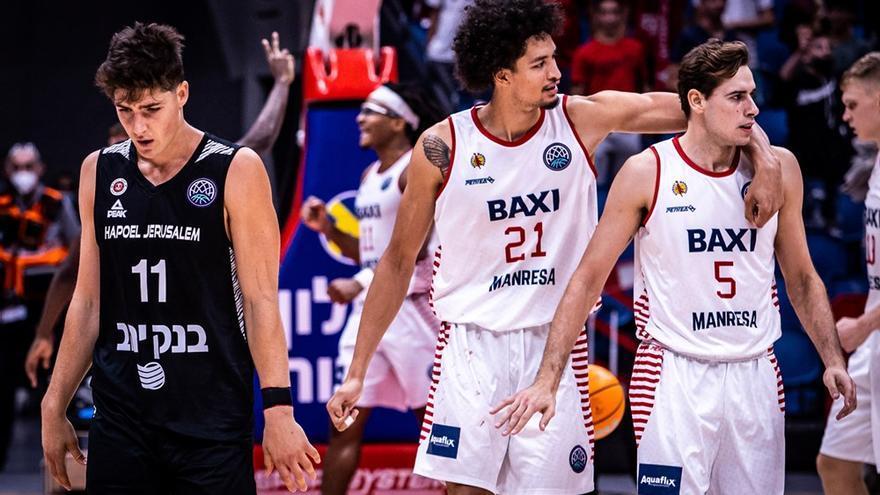 Baxi-Unicaja: la champions es trasllada a l'ACB