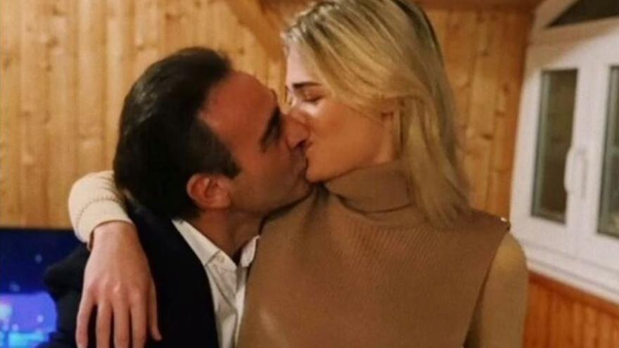 Enrique Ponce y Ana Soria despejan las dudas de su relación