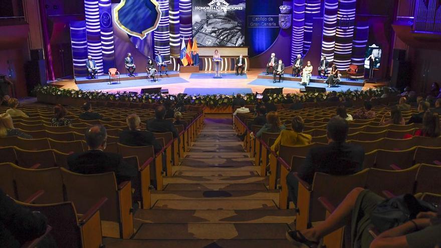 Directo | Entrega de Honores y Distinciones del Cabildo de Gran Canaria