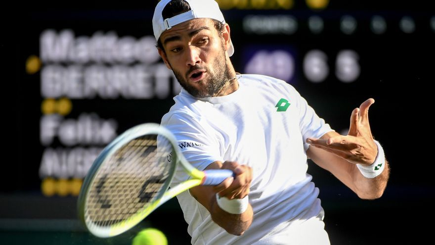 Semifinales | Berrettini - Hurkacz, en directo
