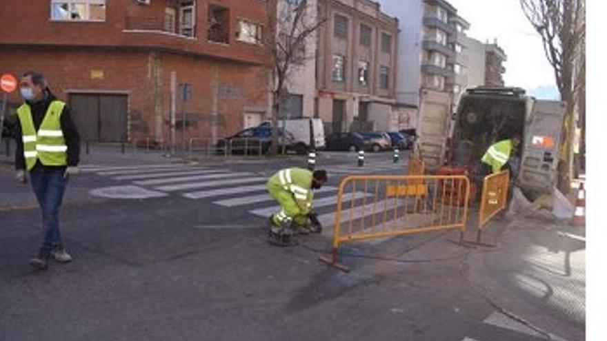 Aquests seran els talls de trànsit que afectaran els carrers de Manresa aquesta setmana