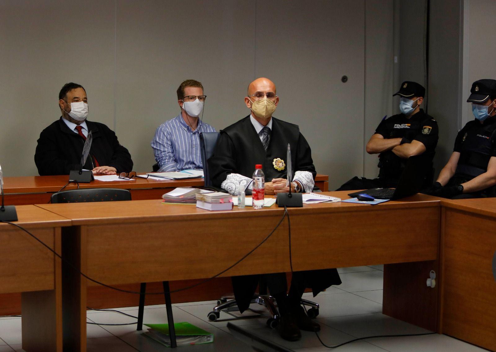 Los padres de los niños asesinados en Godella ya están frente al jurado