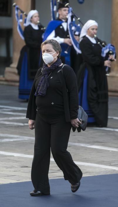 Teresa López Pernia, madre de Sara Bravo López, médico fallecida a los 28 años.