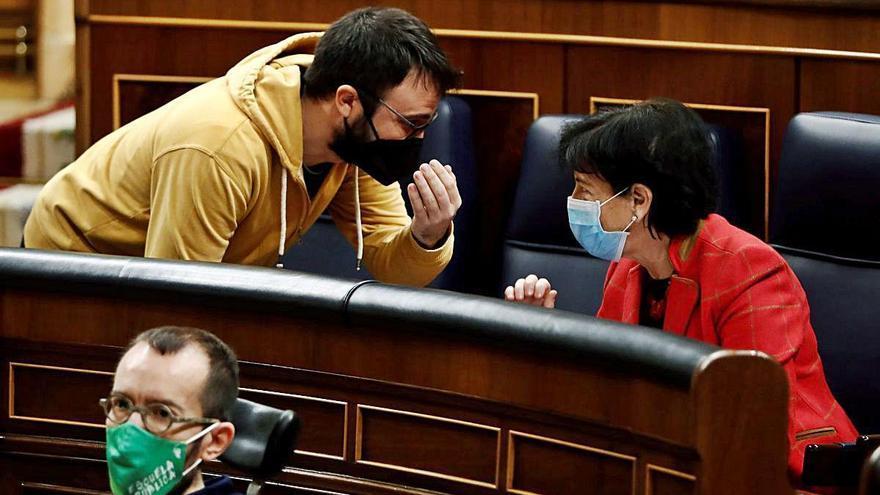 El Congrés aprova la Llei Celaá amb el suport de PSOE, Podem, ERC i PNB