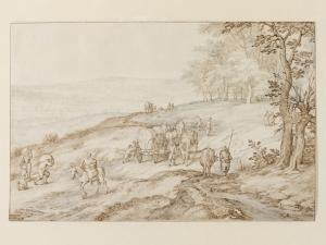 Atribuido a Jan Brueghel el Viejo (1568-1625)