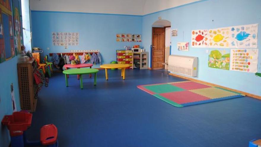 Abierto el plazo de matrícula para la escuela infantil
