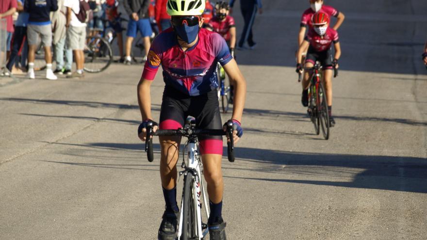 El xixonenc Pepe Arques Verdú subcampeón autonómico de ciclismo de montaña