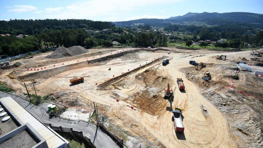 Los cimientos del Gran Montecelo