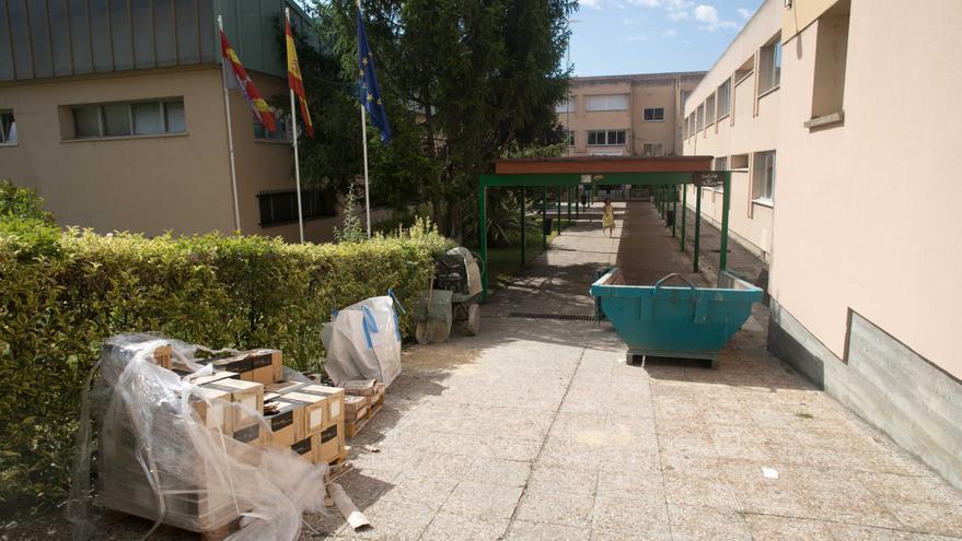 Educación invierte más de 625.000 euros en la rehabilitación de centros