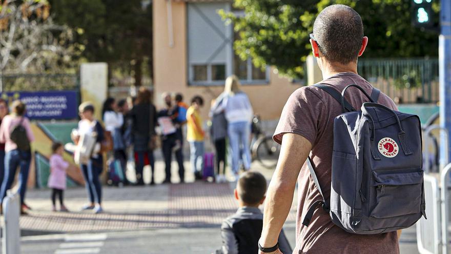 Educación crea una clave personal para cada familia que opte a una plaza escolar