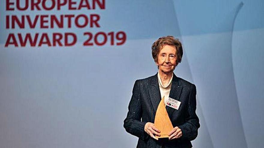 Margarita Salas logra dos galardones en los Premios al Inventor Europeo