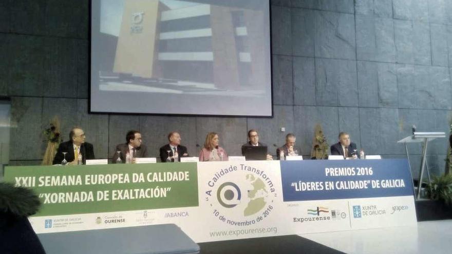 El carralés grupo OCA, premio a la calidad