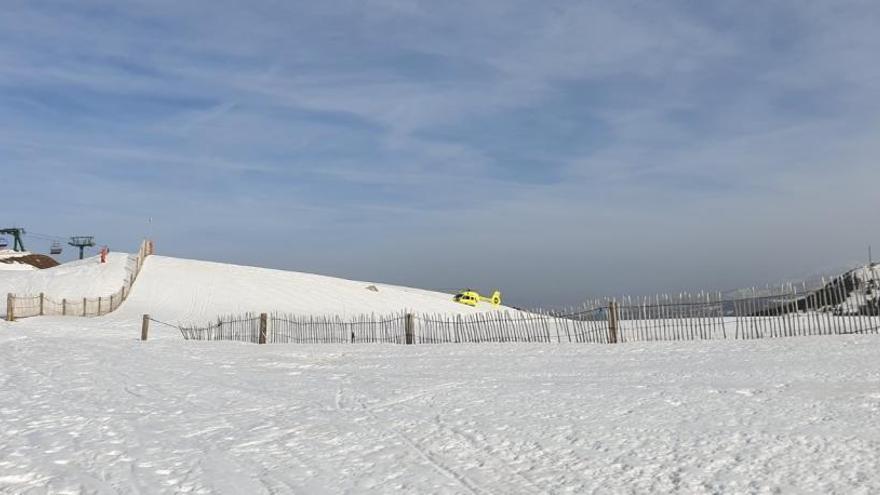 Un jove de 26 anys de Sils mor en un accident mentre esquiava a Coll de Pal