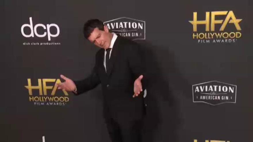 Antonio Banderas consigue su primera nominación al Oscar por 'Dolor y Gloria'