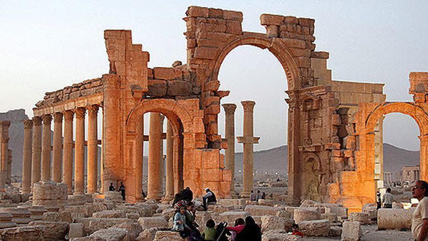 El Ejército sirio se sitúa ya a las puertas de Palmira