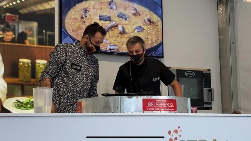 Algemesí adopta el  arroz con anguila               y calabaza como marca culinaria
