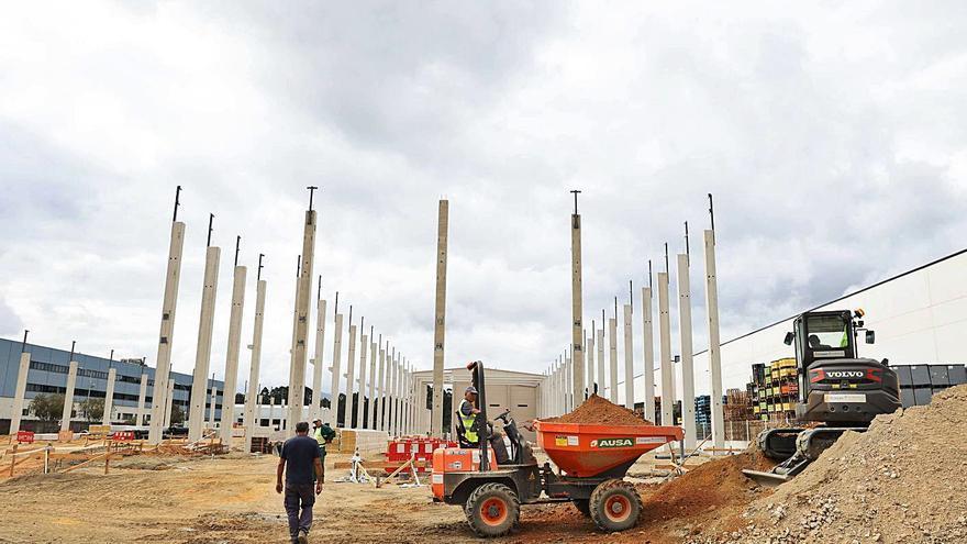 Friotea invierte 20 millones de euros en una factoría en Porriño