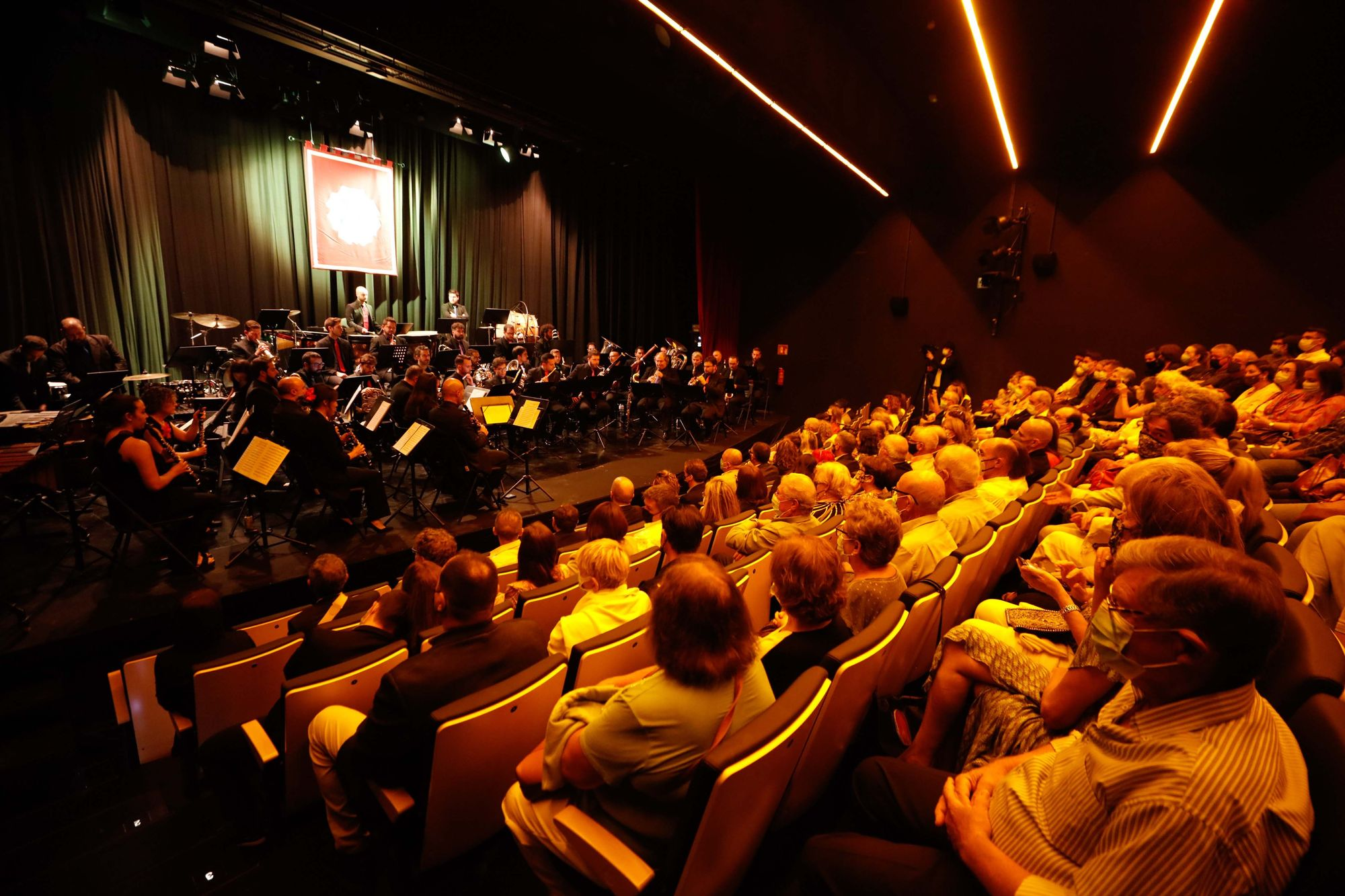 Inauguración Auditorio Caló de s'Oli