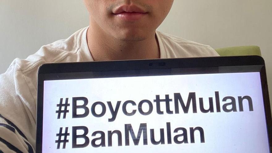 Críticas a Disney por agradecer a las autoridades chinas en los créditos de 'Mulan'