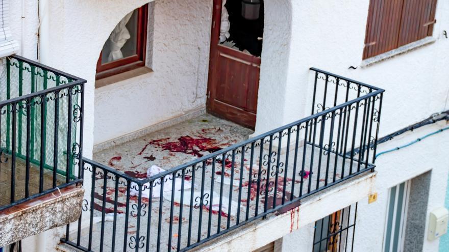 Un joven de 32 años resulta herido de gravedad al intentar 'okupar' una vivienda de Moraira