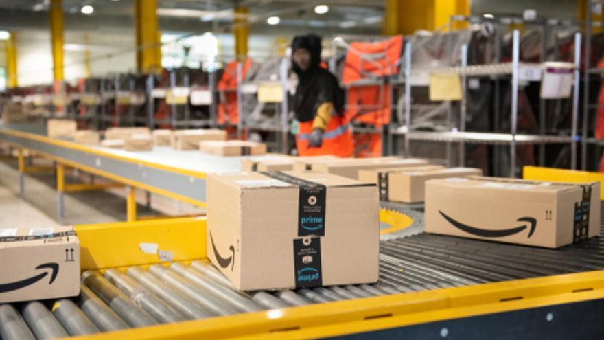 Amazon abre nuevo centro de distribución en Murcia y necesita operadores logísticos