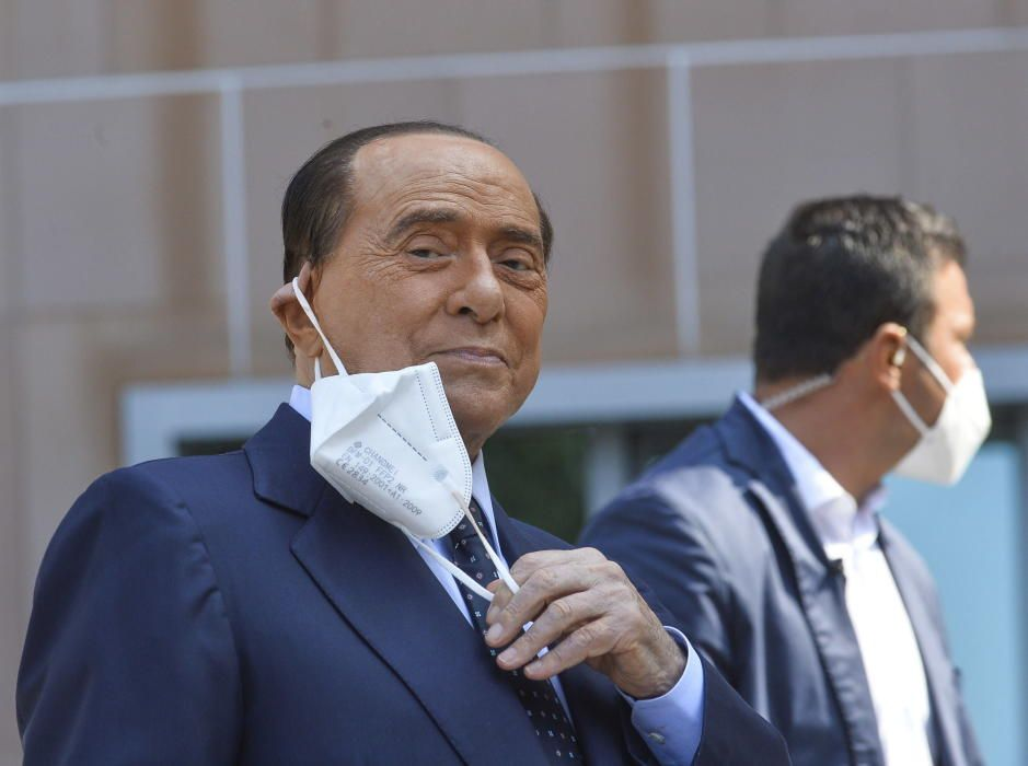 Berlusconi discharged from hospital after ...