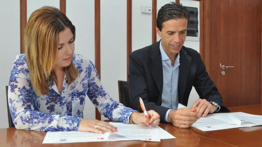 El Consorcio de Viviendas de Gran Canaria acogerá a universitarios y titulados de FP en prácticas remuneradas