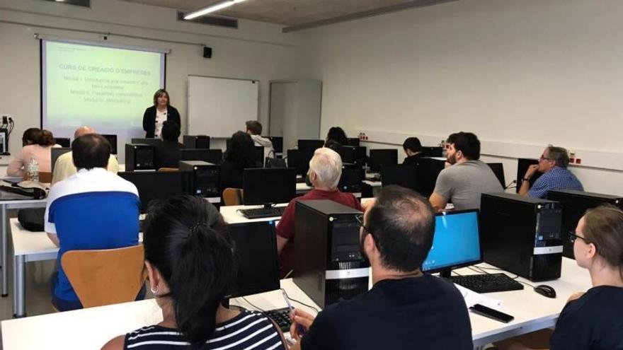 Figueres ha assessorat més d'un centenar d'emprenedors de l'Alt Empordà el 2019