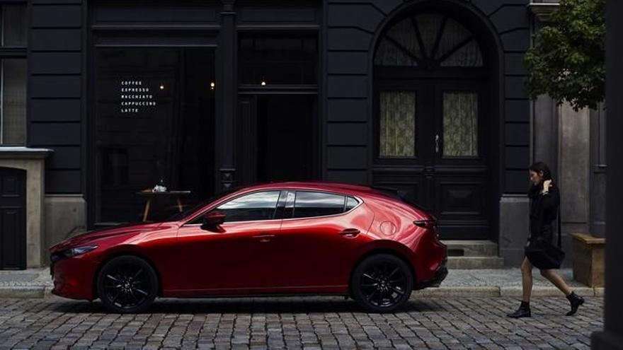 Mazda3: Atractivo compacto