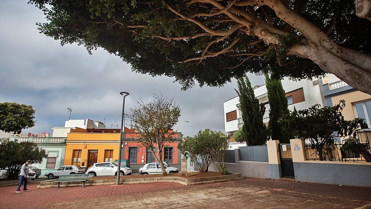 Las calles de Barrio Nuevo muestran una zona con un toque añejo y que es hogar de trabajadores y también de universitarios.