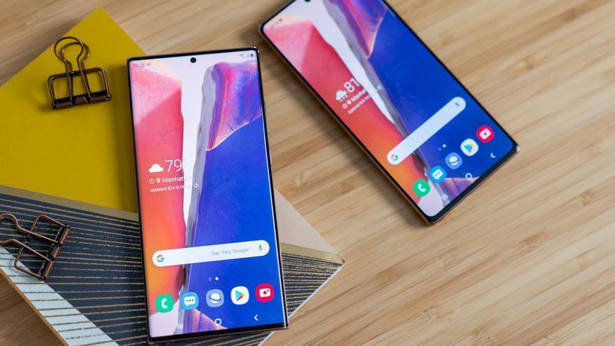 Samsung renueva el Galaxy Note 20 para ofrecer un dispositivo más completo