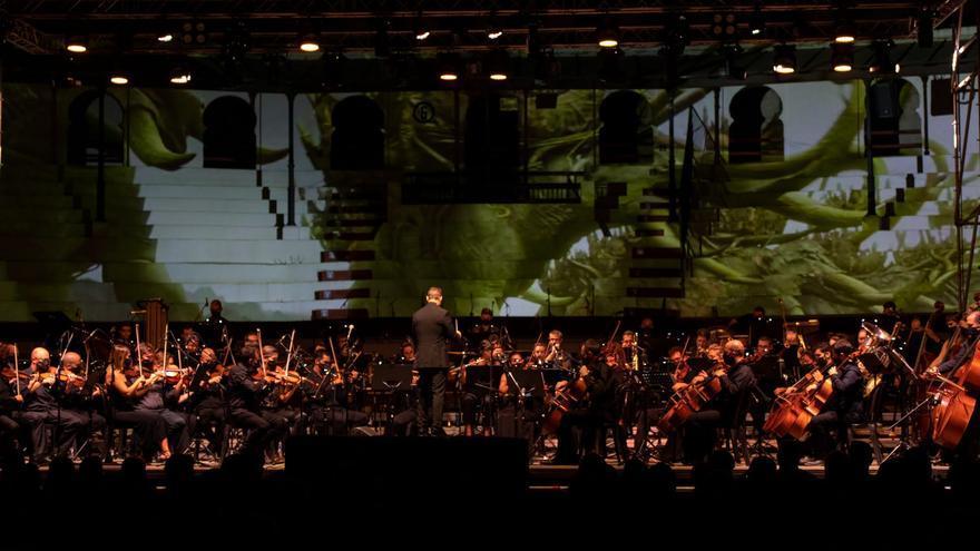 Ondara vibra con la música épica del Sonafilm