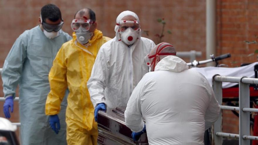 Europa registró 140.000 muertes más de lo habitual entre marzo y abril