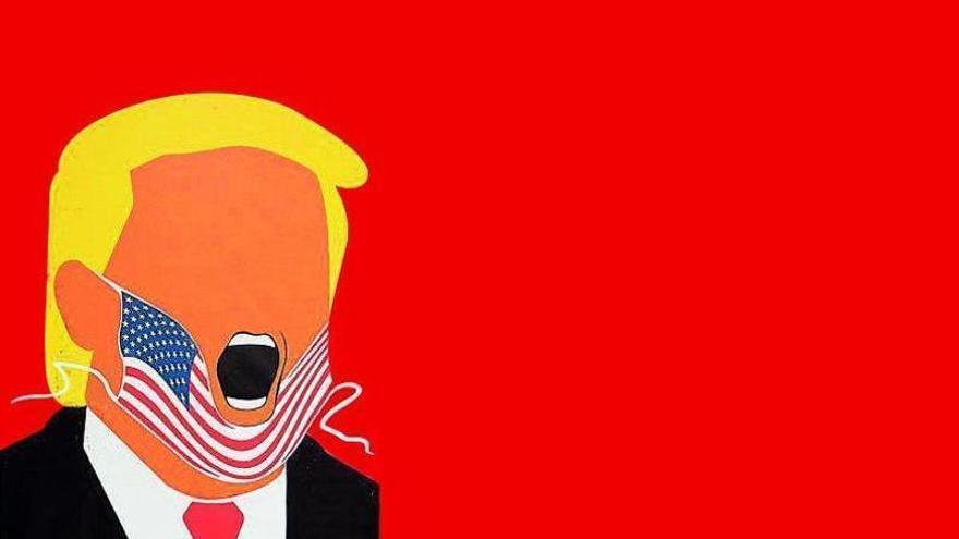 """""""Me alegro si mis dibujos han ayudado a echar a Trump"""""""