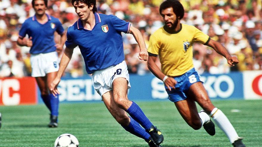 Paolo Rossi, el héroe que se adueñó de 1982
