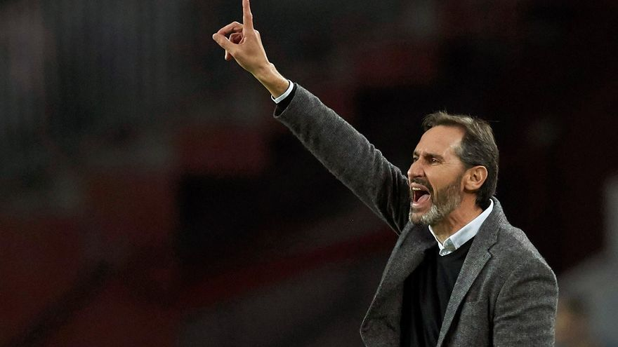 """Vicente Moreno: """"Es un partido especial, apreciamos y queremos al Mallorca"""""""
