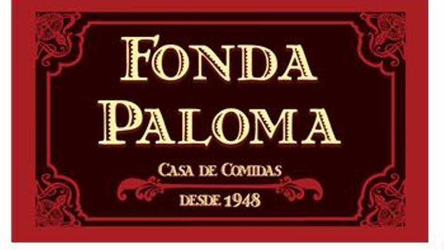 Comida tradicional en Fonda Paloma