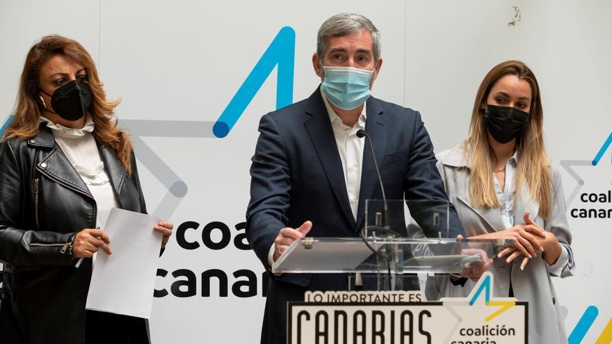 """CC denuncia que en Canarias """"sobra dinero"""" en Políticas Sociales cuando las autonomías aumentan sus presupuestos"""