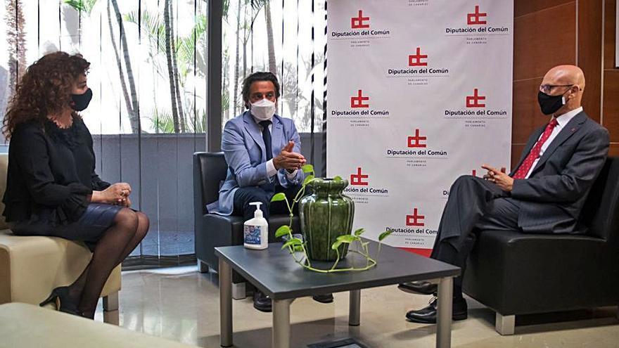 El Diputado del Común analizará el impacto de la pandemia en la institución