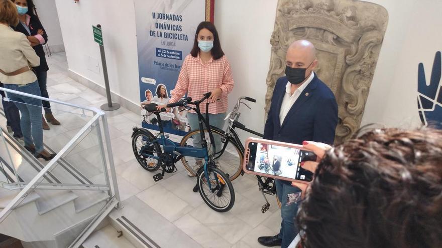 Unas jornadas pretenden vincular el uso de la bicicleta con el patrimonio de Lorca