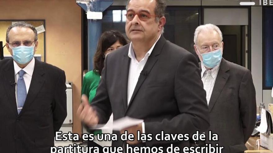 Albert Sáez toma posesión como director de 'El Periódico de Catalunya'
