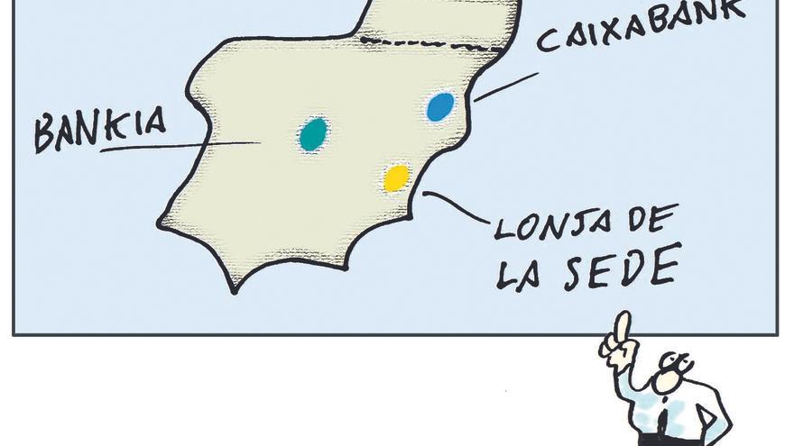 Bankia - Caixabank