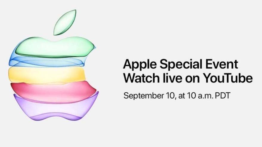 Apple keynote 2019: horario y dónde ver la presentación del nuevo iPhone 11