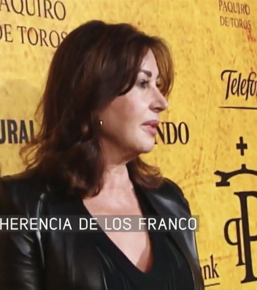 Desestimada la querella de la familia Franco contra Mediaset por 'En el punto de mira'